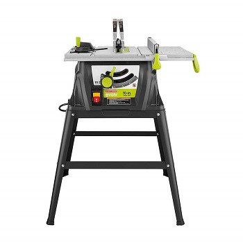 Craftsman Evolv 15 amp 10 inch small homeowner table saw review
