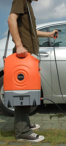 Ivation Multi Purpose Washer most portable pressure washer for car dog garden