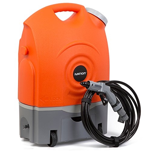 Ivation Multi Purpose Washer built in water tank cordless sprayer