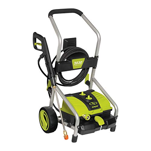 Sun Joe SPX4000 high quality inexpensive durable pressure washer with brass fittings