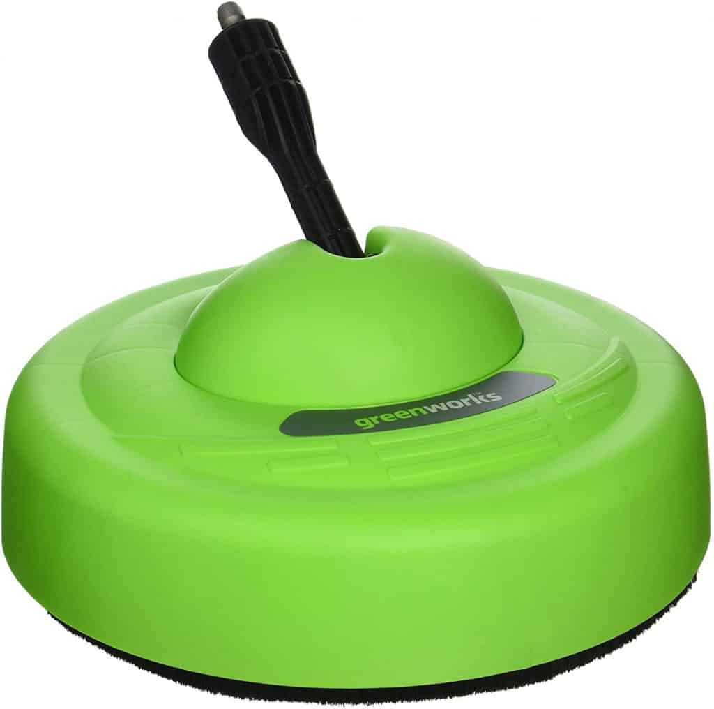 Greenworks Universal 30012 best cheap surface cleaner low budget