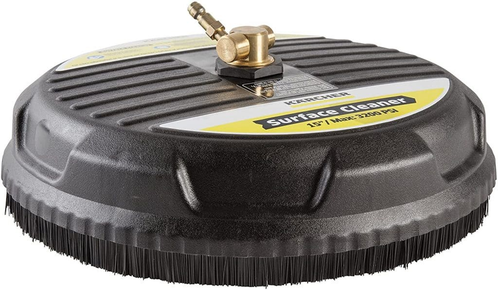 Karcher 15 inch great combo surface cleaner for pressure washers