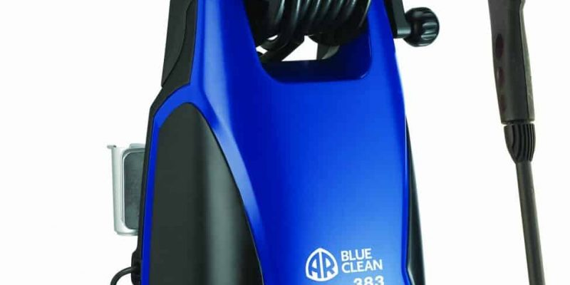 AR Blue Clean AR383 1,900 PSI Pressure Washer Review