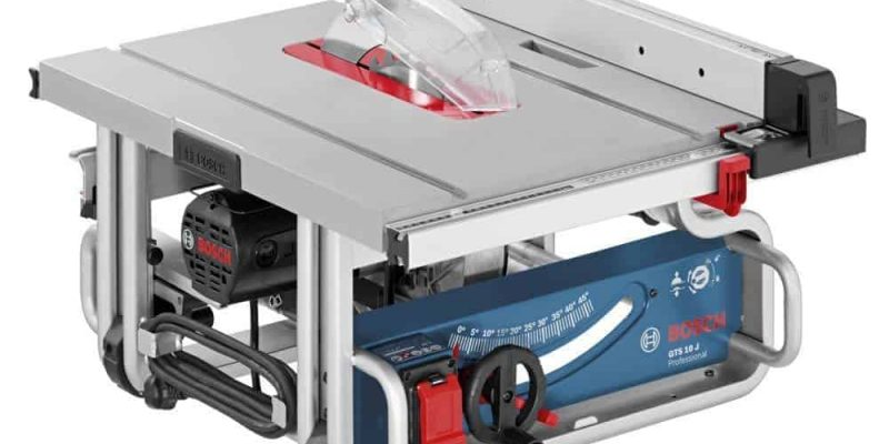 Bosch GTS1031 10″ Portable Table Saw Review