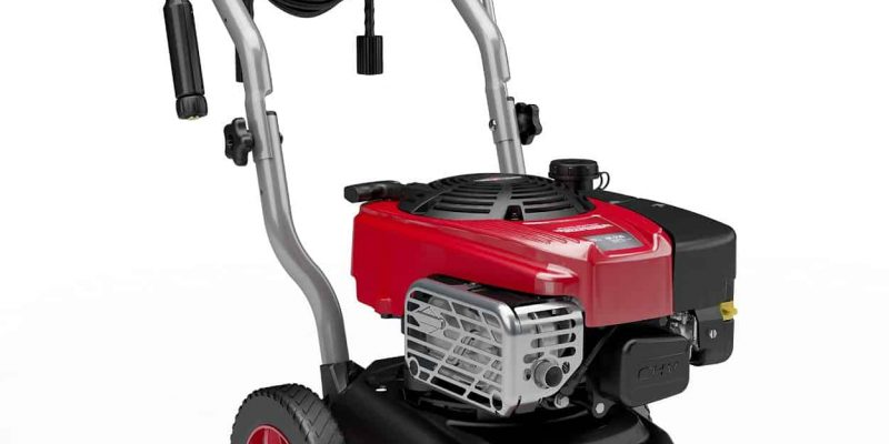Briggs and Stratton 20593 Gas Pressure Washer Review