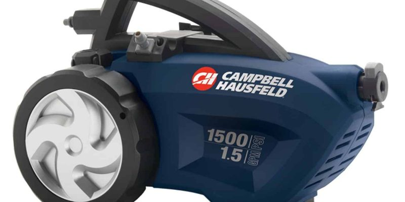 Top 3 Campbell Hausfeld Electric Pressure Washers Reviewed