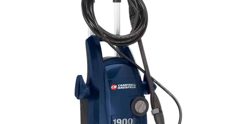 Campbell Hausfeld Pressure Washer Review