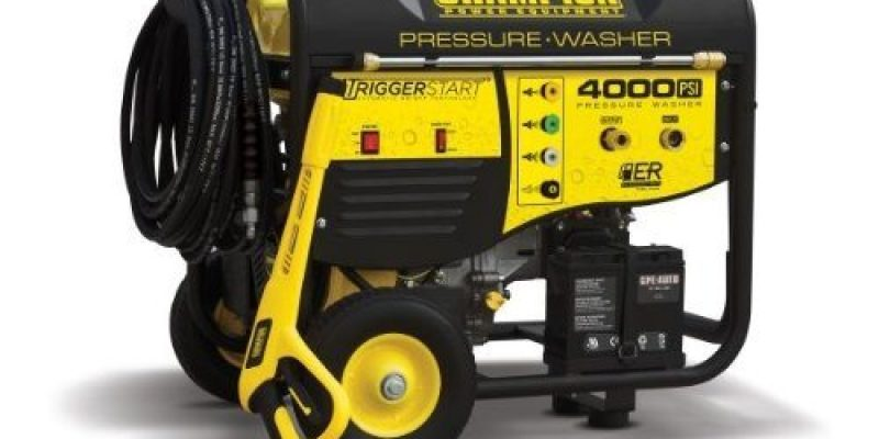 2020's Best 2,800+ PSI Pressure Washers