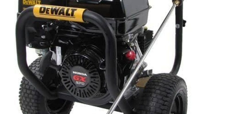 Dewalt Pressure Washer Reviews - Power Tools Rater
