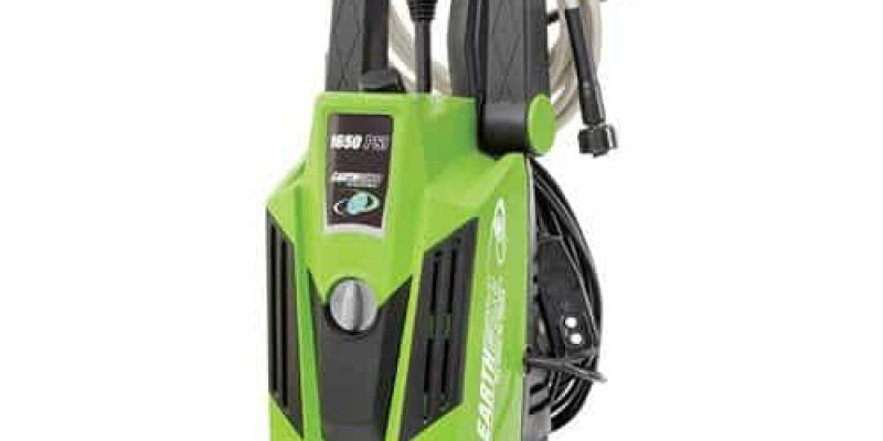 Earthwise 1650 PSI Electric Pressure Washer Review