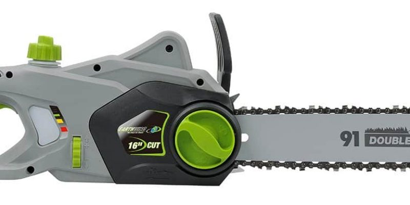 Earthwise CS30016 16-Inch 12 amp Electric Chain Saw Review