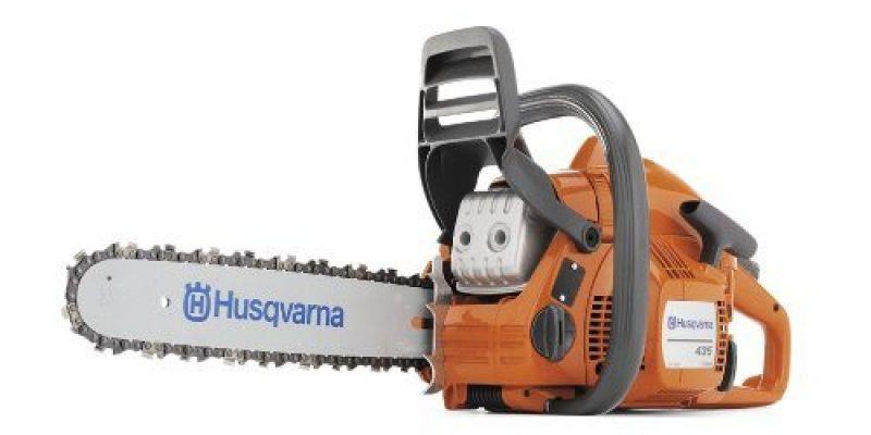 Husqvarna 435 16″ 40.9cc Gas Chainsaw Review