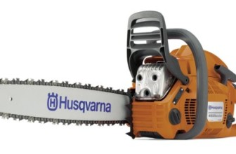 Husqvarna 455 Rancher 20-Inch 55-1/2cc 2-Stroke Gas-Powered Chain Saw Review