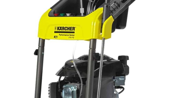 2700 PSI Pressure Washer: Our Top 3 Picks