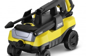 Karcher K 3.000 Follow Me Electric Pressure Washer Review