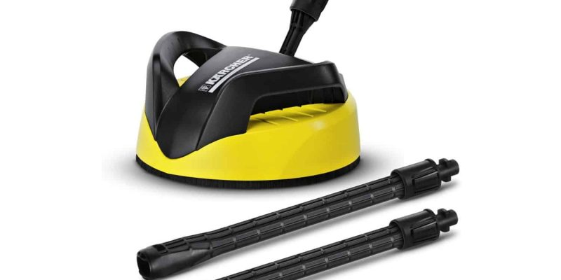 Karcher T250 Deck & Driveway Surface Cleaner Review