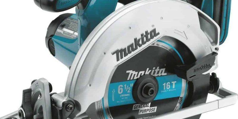 Makita XSS02Z 18V Cordless Circular Saw Review