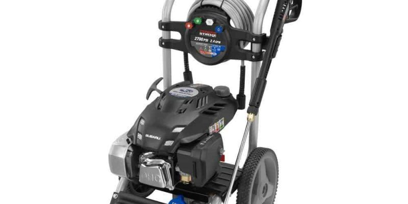 Subaru Pressure Washer Review – Review of the Powerstroke PS80947