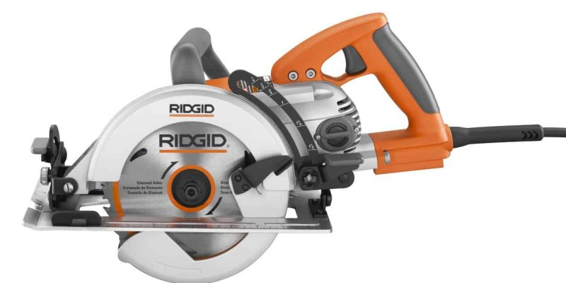 Ridgid Circular Saw Review: The R3210