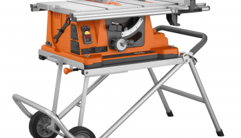 Ridgid R4510 Heavy-Duty Table Saw Review