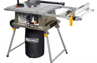 Rockwell RK7241S Table Saw Review