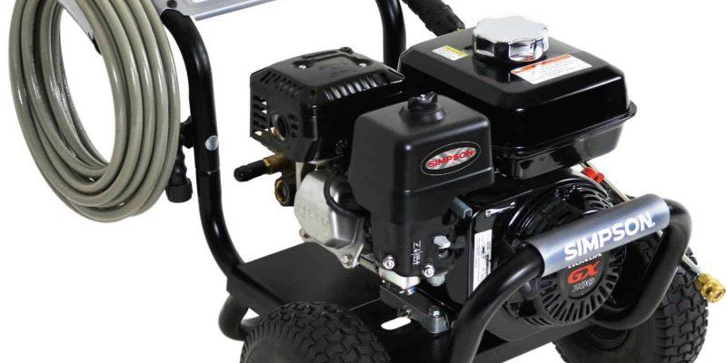 Simpson Powershot 3200 Pressure Washer Review