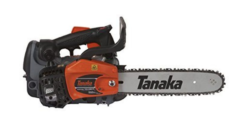 Tanaka TCS33EDTP/12 32.2cc 12-Inch Chainsaw Review